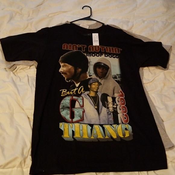 38a6009b1c60 HORIZON Shirts | Snoop Dogg Vintage Look Shirt | Poshmark
